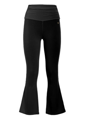 Women's yoga pants 7/8 length black