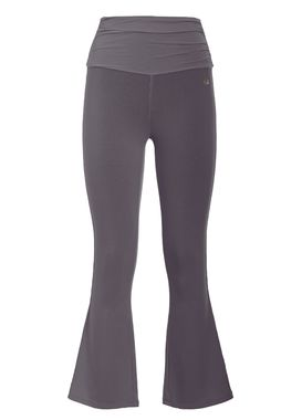 Women's yoga pants 7/8 length dusty lilac