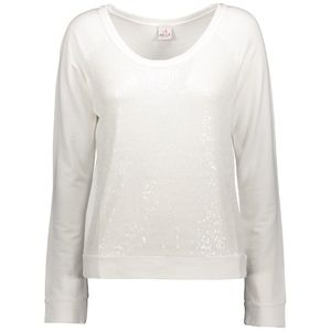 Women's sweater with sequin