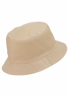 Hat You beige bucket hat unisex