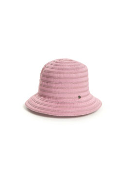Women's summer hat, baby pink