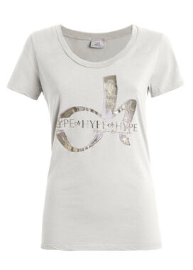 Women's white t-shirt, white