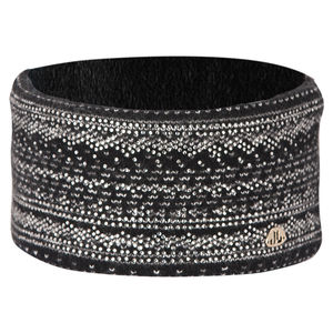 Embellished winter headband EVANESCENT