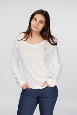 Deha women's sweater with sequin