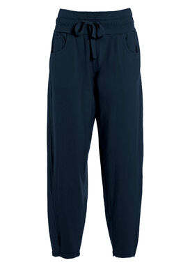 Dark blue sweatpants organic cotton