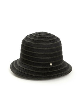 Women's summer hat, black