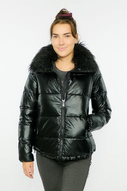 Deha women's short quilted jacket