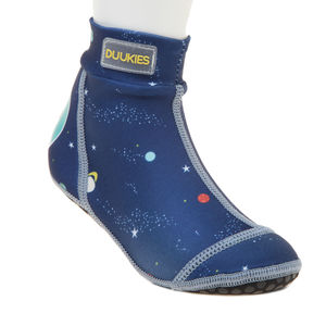 Kids beachsocks PLANETS BLUE