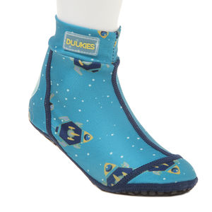 Kids beachsocks ASTRONAUT PETROL
