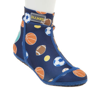 Kids SPORTSBALL BLUE beachsocks