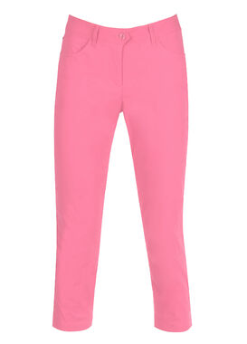 Baby pink golf trousers