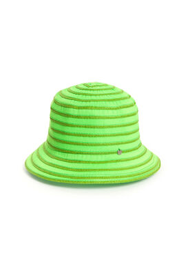 Women's summer hat, green