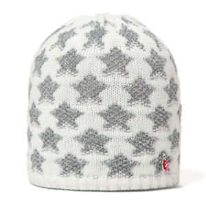 Kids' beanie with stars