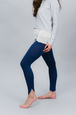 Dark blue leggings Deha