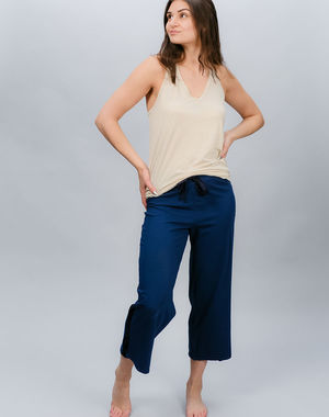Deha women's capri pants for leisure
