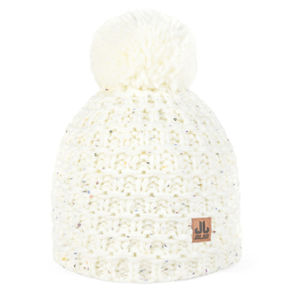 Kids' beanie with sequins