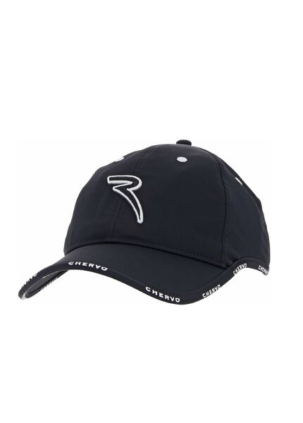 Black golf cap Wairon