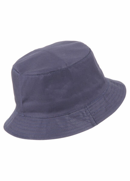 Hat You dark blue bucket hat unisex