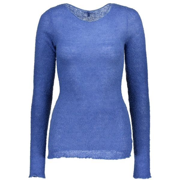Sweater with boat neck for Women