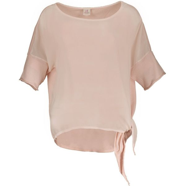 Knotted T-shirt for Women